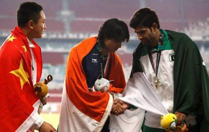 AFI tweet about Pakistani athlete draws social media reaction