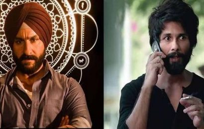 'Sacred Games' and 'Kabir Singh' are most popular Netflix India 2019 releases