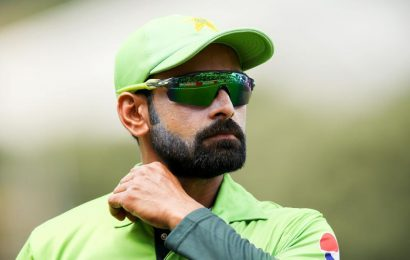 Hafeez suspended from bowling in all ECB competitions
