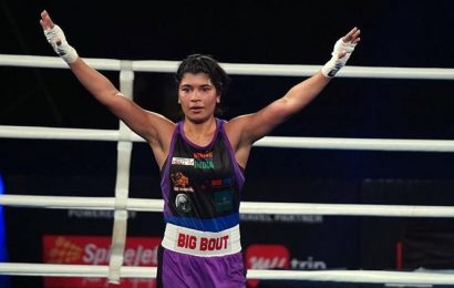 Mary Kom vs Nikhat Zareen in finals of Olympic Qualifiers trials