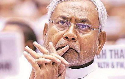 'Bilkul laagu nahin hoga': Nitish Kumar on implementation of NRC in Bihar