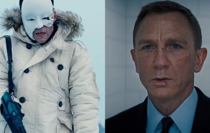 No Time To Die trailer: Daniel Craig faces Rami Malek in classic James Bond style