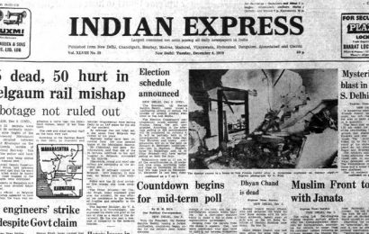 December 4, 1979, Forty Years Ago: Election nominations