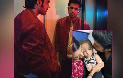 अपनी भतीजी का दुलार करते करते थक नहीं रहे हैं Parth Samthaan, लुटाते हैं जी भर के प्यार