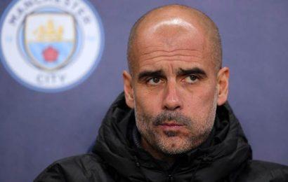 Manchester City not on par with European elite: Pep Guardiola