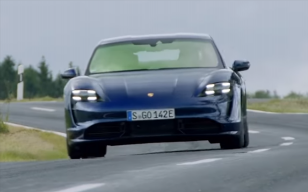 Watch | Porsche Taycan drive and review