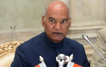 India should become hub of medical technology: President at AIIMSJodhpur
