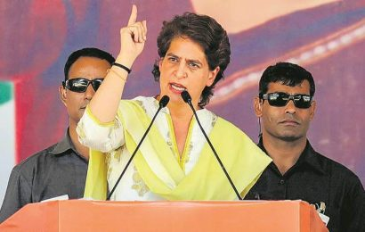 'Security breach' at Priyanka's house: Quick entry 'shocks' Meerut family