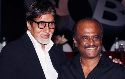 When Amitabh Bachchan advised Rajinikanth not to enter politics
