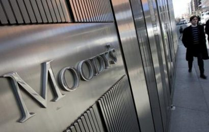 Moody's cuts India's GDP growth forecast to 5.6% for 2019