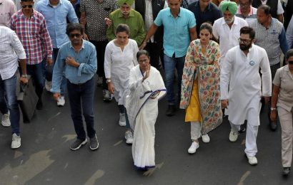 'No CAB, no NRC in Bengal': Mamata leads second rally against citizenship act