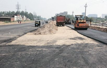 Chandigarh adviser gives go-ahead to road recarpeting work when season is over