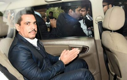 'Security throughout the country is compromised': Robert Vadra on breach at Priyanka's residence