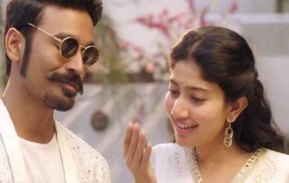 Maari 2's 'Rowdy Baby' with Dhanush and Sai Pallavi tops 2019 YouTube list in India