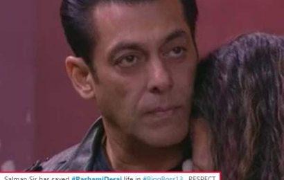 Bigg Boss 13: रश्मि देसाई का दर्द बांटने घर के अंदर पहुंचे Salman Khan, फैंस बोले 'भाईजान ने जीत लिया दिल…'