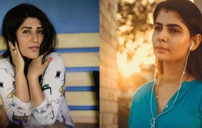 Hear her out: Shashaa Tirupati and Chinmayi Sripaada collaborate for ambitious project
