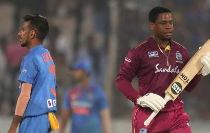 India vs West Indies: Yuzvendra Chahal equals RAshwin's massive T20Irecord