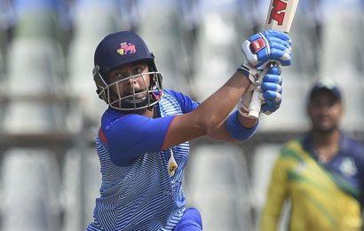 Ranji Trophy, Group B:Prithvi Shaw, Ajinkya Rahane hit half centuries as Mumbai score 362/8