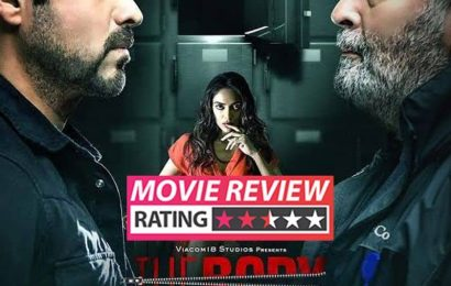 The Body movie review: Emraan Hashmi and Rishi Kapoor help this see-saw remake stay afloat | Bollywood Life