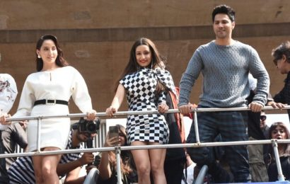 Before Katrina's exit, Shraddha told me she was upset about not being offered Street Dancer 3D: Varun Dhawan