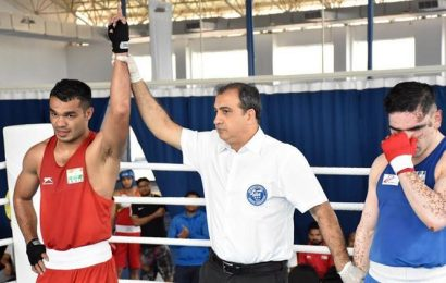Vikas Krishan bests boxing trials to make it to Olympic qualifiers