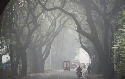 Mumbai's minimum temperature falls below 20 degrees Celsius, a first this season