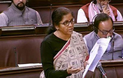 Nirmala Sitharaman has given 'very childish' answer on onion prices: Sena