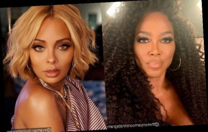 Kenya Moore Says 'Light Skin' Eva Marcille Has No Rights to Call Her 'Nappy Heads'