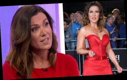 Susanna Reid: 'I have to swap my mindset' GMB host candidly 'longs for the bad old days'