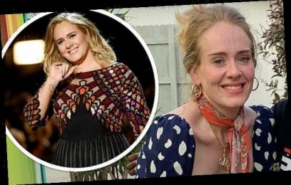 Adele's weight loss down to '90% dieting' says 'Brazilian body wizard'