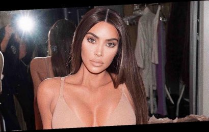 Kim Kardashian trolled for waiting over a week to post New Year underwear snap