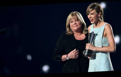 Taylor Swift Reveals Her Mom Has a Brain Tumor