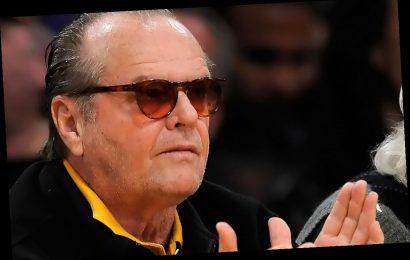 Lakers Super Fan Jack Nicholson Mourns Kobe Bryant