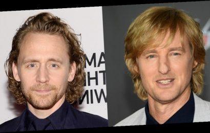 Owen Wilson Joins 'Loki' Series with Tom Hiddleston!
