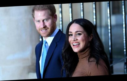 The Royal Family Will Revisit Meghan Markle and Prince Harry's Step-Down Agreement After a Year