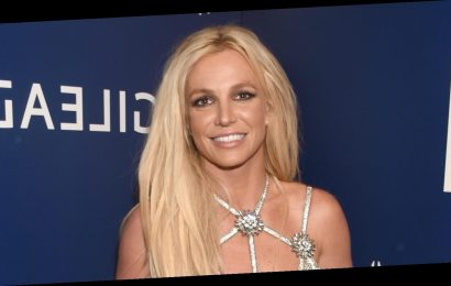 Britney Spears shows off bikini body, yoga skills in new video
