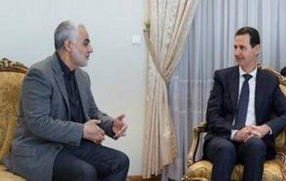 Syria regime condemns Iran commander Qasem Soleimani killing, opposition rejoices