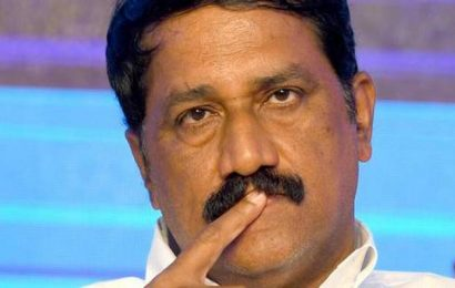 I have no plans to quit Telugu Desam: Ganta