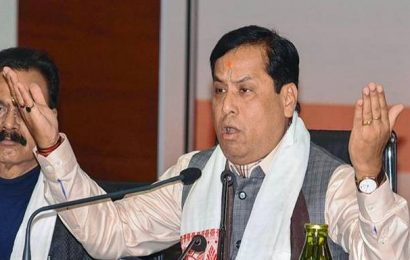 Had Assam govt been given full responsibility of NRC updation, it would've been error-free: Sonowal