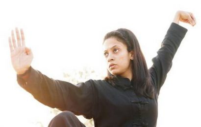 Neeta Pillai on packing a punch in 'The Kung Fu Master' with her martial art moves