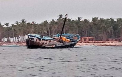 Seven rescued after vessel lists near Lakshadweep