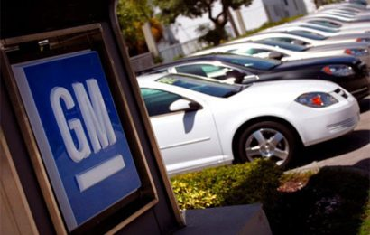 Chinese auto co to acquire GM's Talegaon plant
