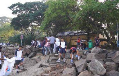 After festivities, Fort Kochi sports clean look