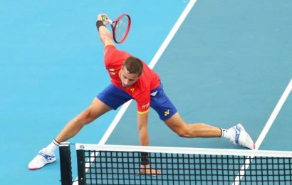 ATP Cup starts off with gaffe …