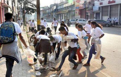 Ploggathon for clean Mysuru evokes good response