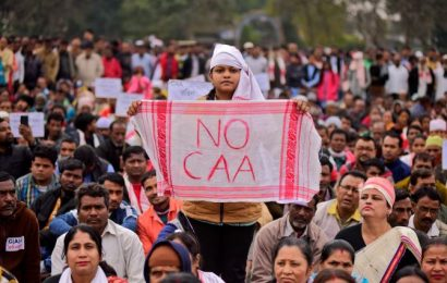 AGP in a bind over massive anti-CAA stir in Assam