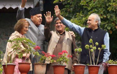 'How can Abdullahs ever leave Kashmir?'