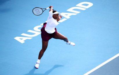 Tennis: Serena breezes into second round in Auckland