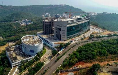 Millennium Towers in Vizag may house Secretariat, CMO