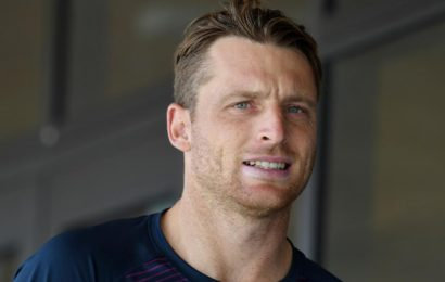 England's Buttler fined for verbal volley at Philander